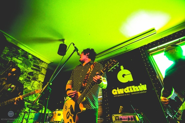 Nicotine Pretty at Gwdihw, Cardiff by Kevin Conrad Pick Photography