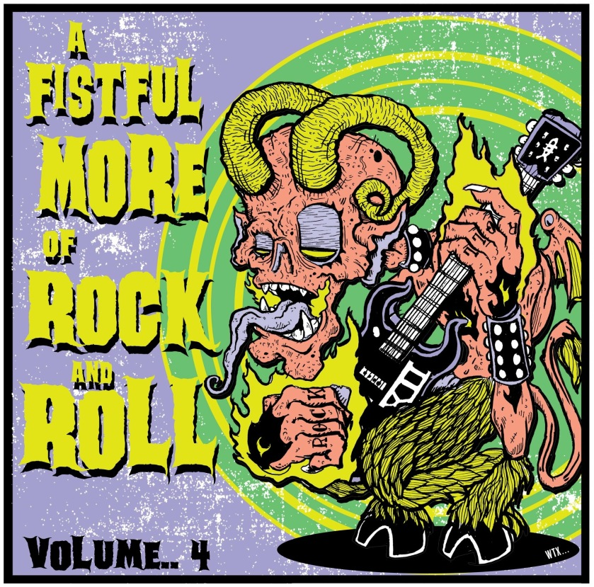 A Fistful More of Rock and Roll - Volume 4